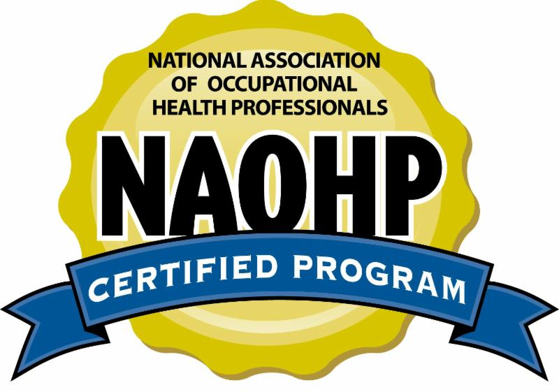 NAOHP Certification Program